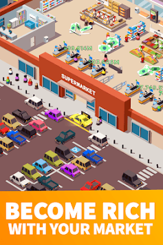 Idle Supermarket Tycoon - Tiny Shop Game pc screenshot 2