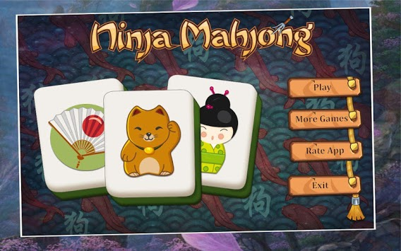 Mahjong Ninja World pc screenshot 1