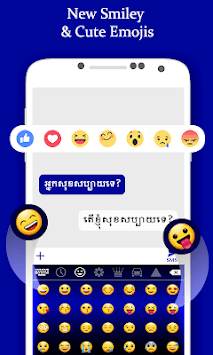 Khmer Color Keyboard 2018: Khmer Language Keyboard pc screenshot 2