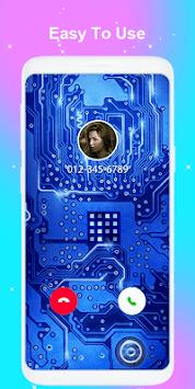 Color call flash- Call screen phone LED flash pc screenshot 2