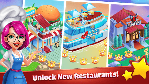 Cooking Idol - A Chef Restaurant Cooking Game pc screenshot 1