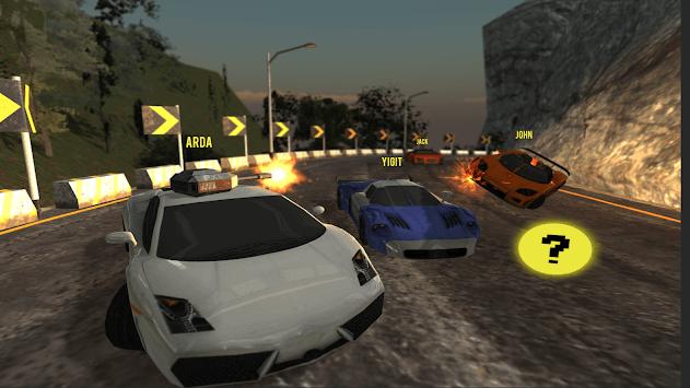 Real Car Racer - Online pc screenshot 1