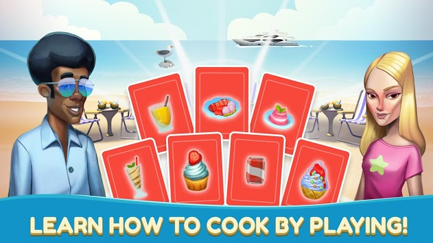 Cooking Games - Fast Food Fever & Restaurant Chef pc screenshot 1
