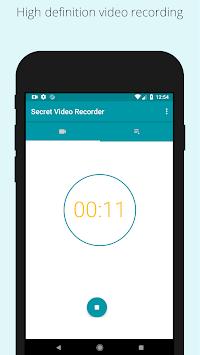 Secret video recorder (SVR) pc screenshot 1