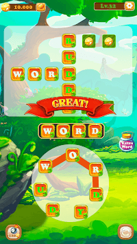 Word Cross Buddy - connect word multiplayer pc screenshot 1