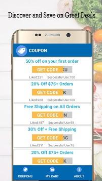 Coupons for Kroger pc screenshot 1