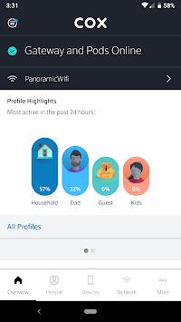 Cox Panoramic Wifi pc screenshot 1