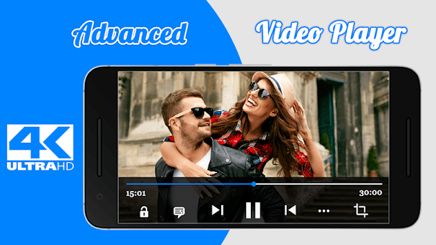 Full HD Video Player : XX Video Player pc screenshot 1