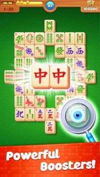 Mahjong Legend - Free Puzzle Quest pc screenshot 1