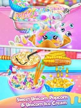 Carnival Unicorn Fair Food - The Trendy Carnival pc screenshot 2