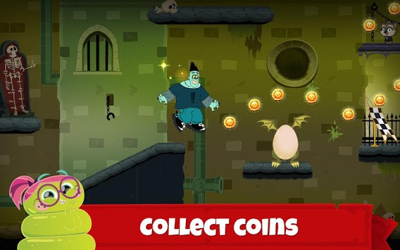 Hotel Transylvania Adventures - Run, Jump, Build! pc screenshot 1