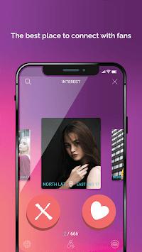 Instameet - Match and meet random strangers pc screenshot 1