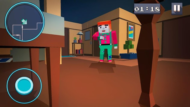 Mystery Neighbor - Cube House pc screenshot 1