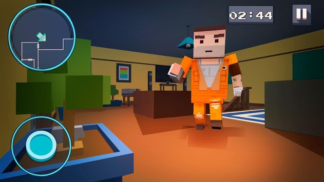 Mystery Neighbor - Cube House pc screenshot 2