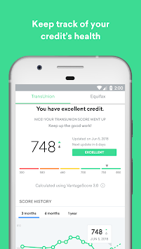 Credit Karma pc screenshot 1