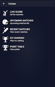 CNL - Cricket News & Live Line (Cricket Live Line) pc screenshot 2