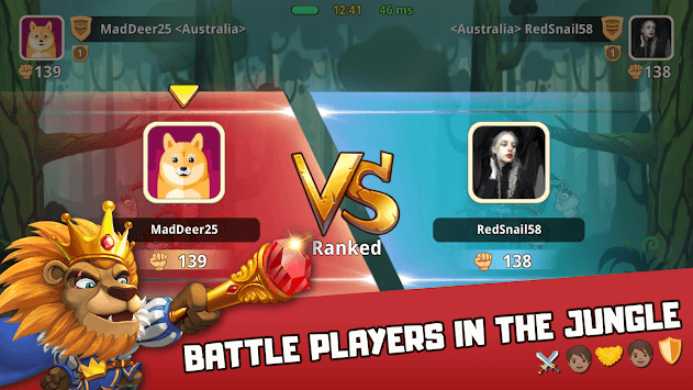 Critter Clash pc screenshot 1