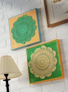 Crochet Doilies Idea pc screenshot 1