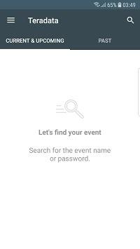 Teradata Corporation Events pc screenshot 1