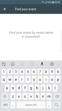 Teradata Corporation Events pc screenshot 2