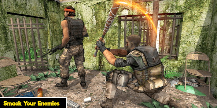 Commando behind the Jail- Escape Plan 2019 pc screenshot 1