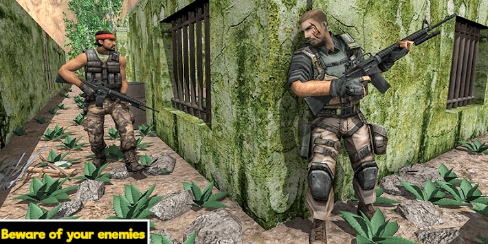 Commando behind the Jail- Escape Plan 2019 pc screenshot 2