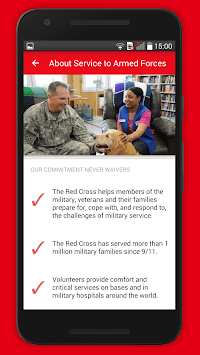 Hero Care - American Red Cross pc screenshot 1