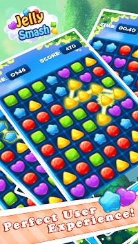 Jelly Cube Smash - Line Crush Square pc screenshot 2