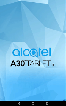 ALCATEL A30 TABLET 8 TMUSDEMO pc screenshot 1