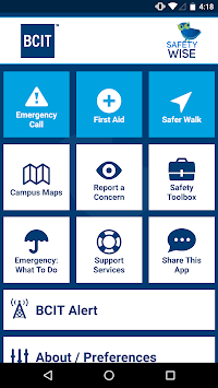 Safety Wise pc screenshot 1