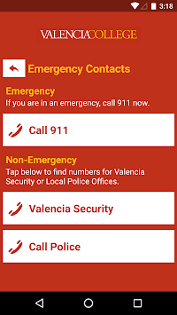 Valencia College Safety pc screenshot 2