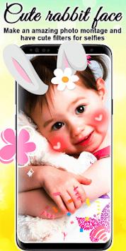 Cute Rabbit Photo Editor pc screenshot 2