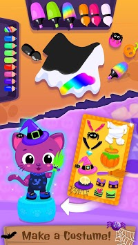 Cute & Tiny Spooky Party - Halloween Game for Kids pc screenshot 1