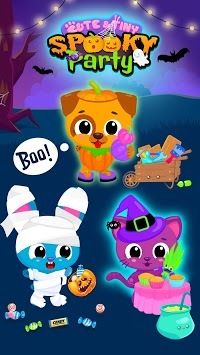 Cute & Tiny Spooky Party - Halloween Game for Kids pc screenshot 2