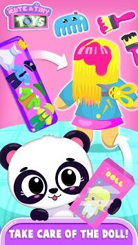 Cute & Tiny Toys - Doll, Dino, Car, Bear & Robot pc screenshot 1