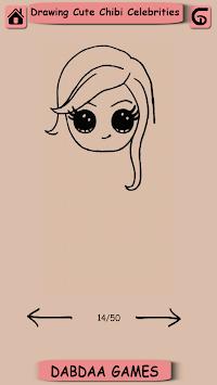 Drawing Cute Famous Stars pc screenshot 1
