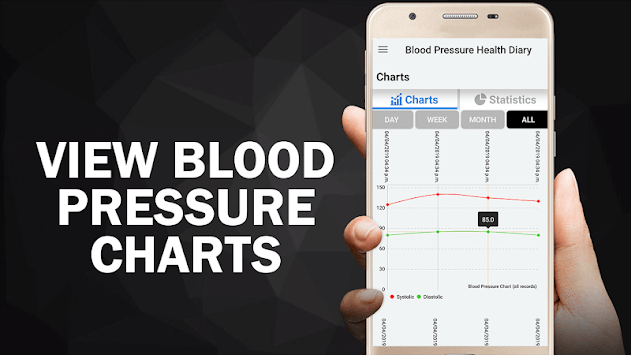 Blood Pressure Diary : BP Logger Scan Test Tracker pc screenshot 1