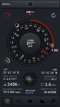 Compass G241 (All in One GPS, Weather, Map) pc screenshot 1