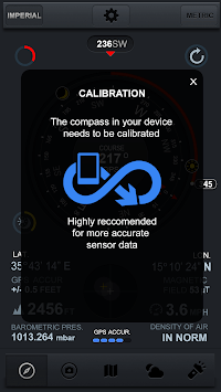 Compass G241 (All in One GPS, Weather, Map) pc screenshot 2