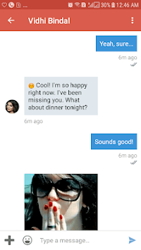 Free Dating App, Match Flirt & Chat - Dating Bunch pc screenshot 1
