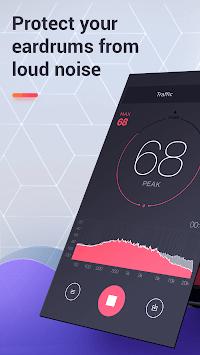 dB Meter - measure sound & noise level in Decibel pc screenshot 1