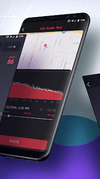 dB Meter - measure sound & noise level in Decibel pc screenshot 2
