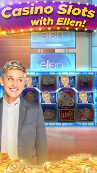 Ellen's Road to Riches Slots & Casino Slot Games pc screenshot 1