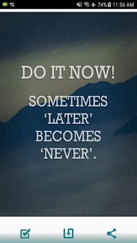 20000+ Motivational Quotes pc screenshot 1
