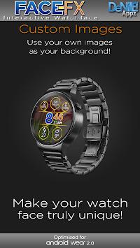 Face-FX HD Watch Face Widget & Live Wallpaper pc screenshot 2