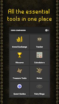 OSRS Companion pc screenshot 1