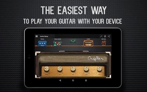 The #1 Guitar Effects Pedals, Guitar Amp - Deplike pc screenshot 1