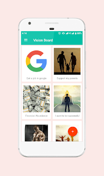 Vision Board- Manifest dreams by Visualisation pc screenshot 1