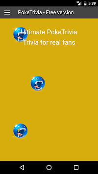 Trivia Quiz for Pokemon Fans pc screenshot 1