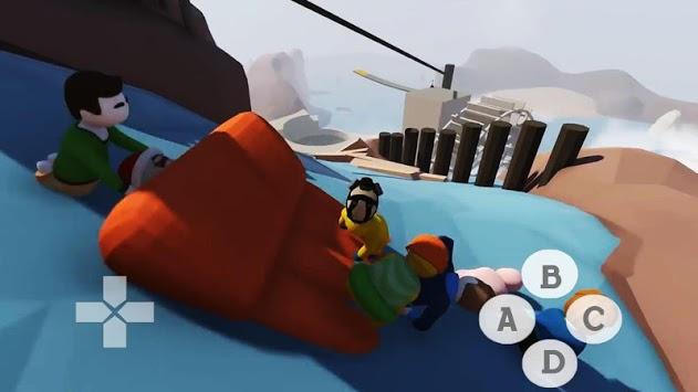 Human fall flats Simulator pc screenshot 1
